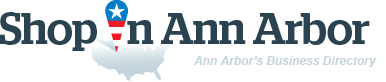 ShopInAnnArbor. Business directory of Ann Arbor - logo